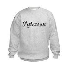 Paterson, Vintage Sweatshirt