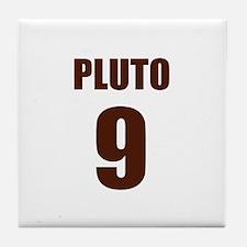 PLUTO 9 Tile Coaster