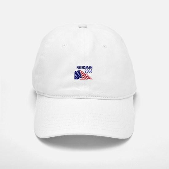Friedman 06 Baseball Baseball Cap