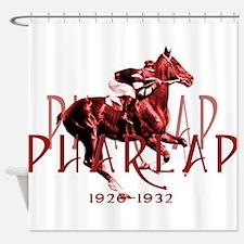 Pharlap Shower Curtain