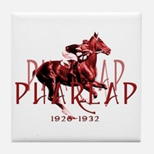 Pharlap Tile Coaster