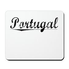 Portugal, Vintage Mousepad