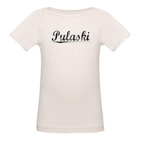 Pulaski, Vintage Organic Baby T-Shirt