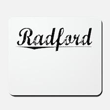 Radford, Vintage Mousepad