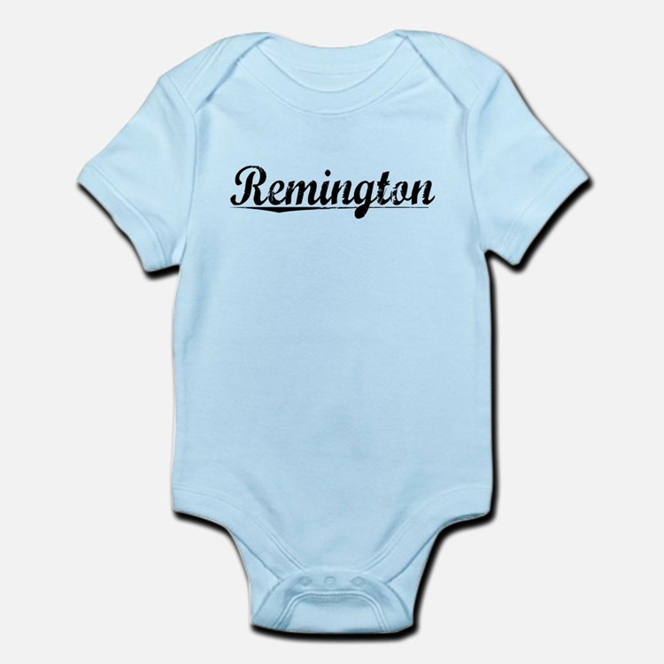 Remington, Vintage Infant Bodysuit