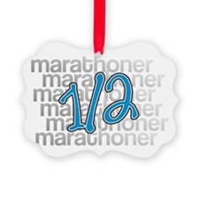 13.1 Half-Marathoner Ornament