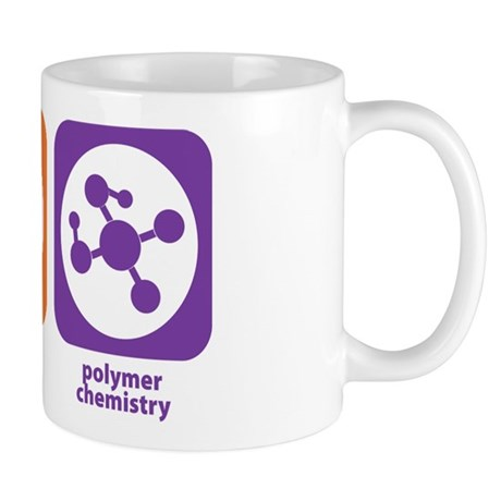 Eat Sleep Polymer Mug