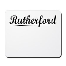 Rutherford, Vintage Mousepad