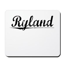 Ryland, Vintage Mousepad