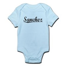 Sanchez, Vintage Infant Bodysuit