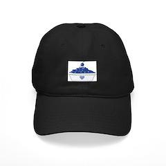 Blueberry Delight Baseball Hat