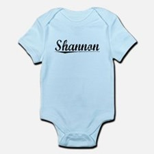 Shannon, Vintage Infant Bodysuit
