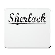 Sherlock, Vintage Mousepad