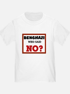Benghazi Who Said NO? T