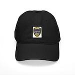 Nu-Pike Police Black Cap