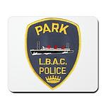 Nu-Pike Police Mousepad