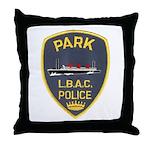 Nu-Pike Police Throw Pillow