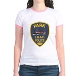 Nu-Pike Police Jr. Ringer T-Shirt