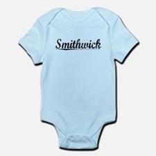 Smithwick, Vintage Infant Bodysuit