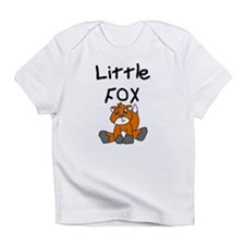 Cute Fox red Infant T-Shirt