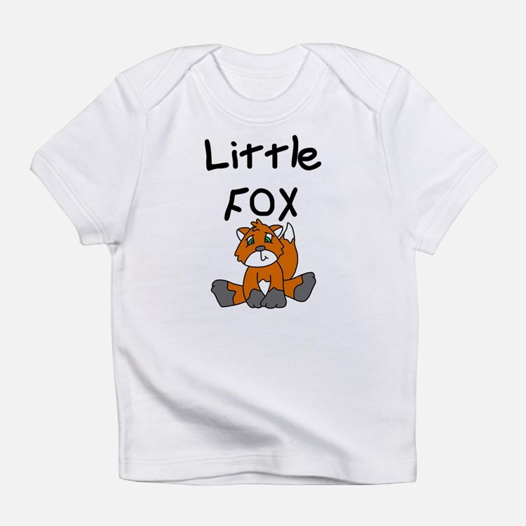 Cute Fox baby Infant T-Shirt