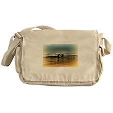 Naples Pier Messenger Bag
