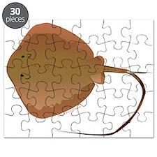 Stingray (Southern) ray Puzzle