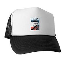 Abraham Lincoln 16th President Trucker Hat