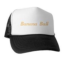 Banana Ball Trucker Hat