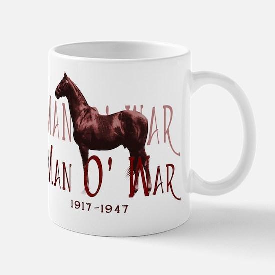 Man o War Mug