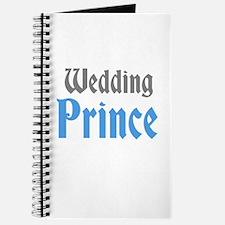 Wedding Prince Journal