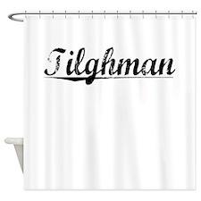 Tilghman, Vintage Shower Curtain