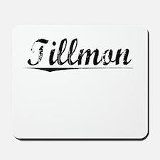 Tillmon, Vintage Mousepad