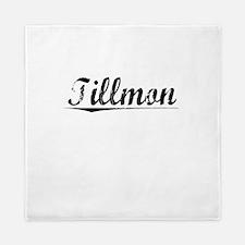 Tillmon, Vintage Queen Duvet
