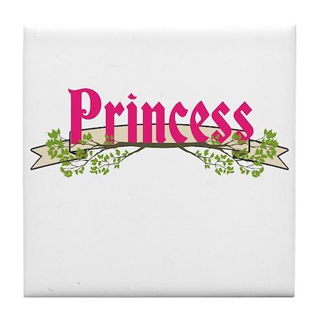Princess Tile Coaster