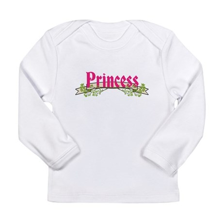 Princess Long Sleeve Infant T-Shirt