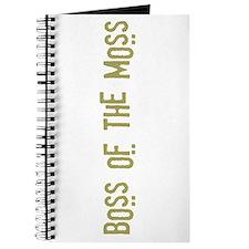 Boss of the Moss Journal