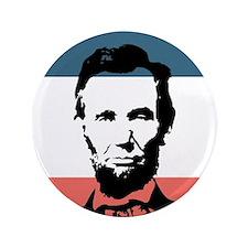 "Abraham Lincoln 16th President 3.5"" Button"