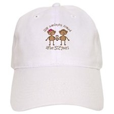 52nd Anniversary Love Monkeys Baseball Cap
