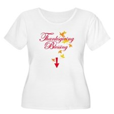 Thanksgiving Baby Blessing T-Shirt