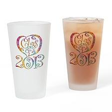 2013 Drinking Glass
