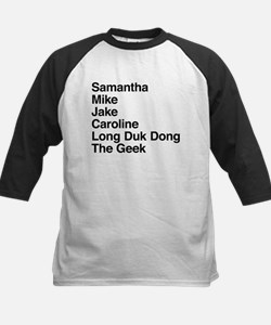 Sixteen Candles Characters Tee