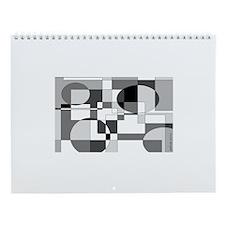 Jourdan Zebraa 2014 Wall Calendar Jzebraa