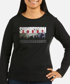 Superstorm Sandy New York and New Jersey shirt
