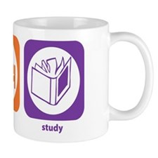 Eat Sleep Study Mug