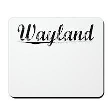 Wayland, Vintage Mousepad