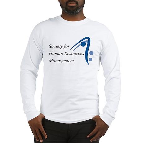 Kaplan SHRM Logo Long Sleeve T-Shirt