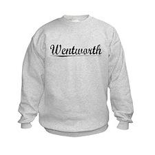 Wentworth, Vintage Sweatshirt