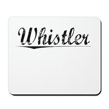 Whistler, Vintage Mousepad