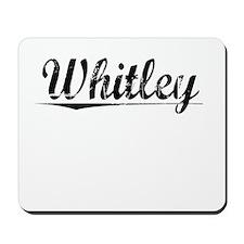 Whitley, Vintage Mousepad